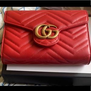 Brand new Gucci purse